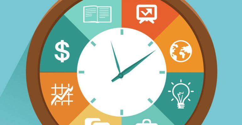 5 maneiras eficientes de melhorar sua gestão de tempo