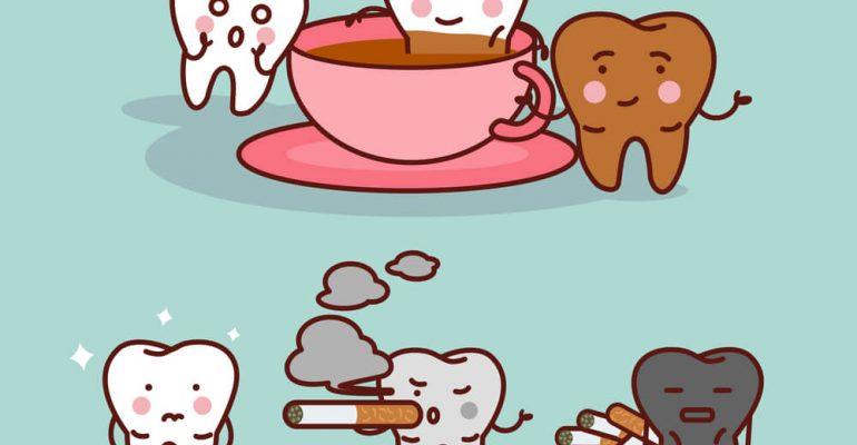 Hipolabor alerta: 9 alimentos que escurecem os dentes