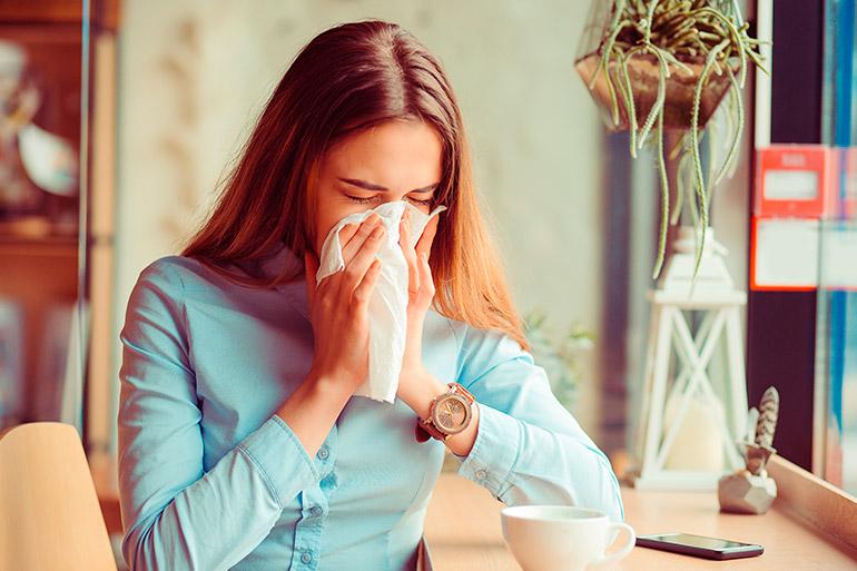 Métodos de prevenção da gripe