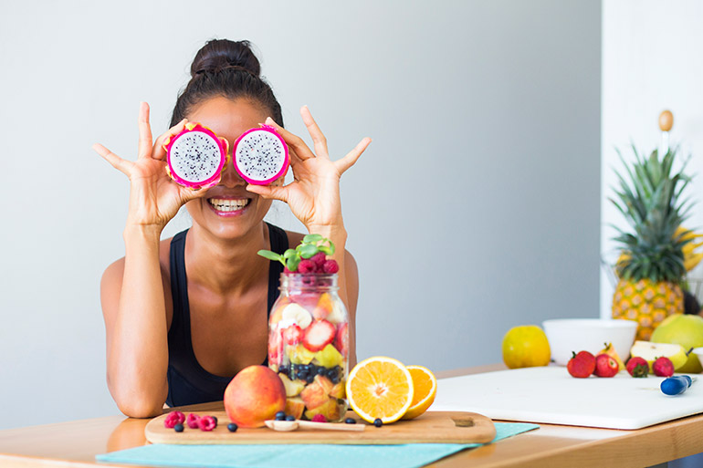 A importância da alimentação saudável para manter o bem-estar