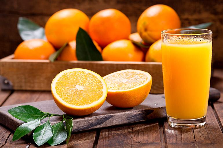 Foque no consumo de vitaminas em níveis adequados