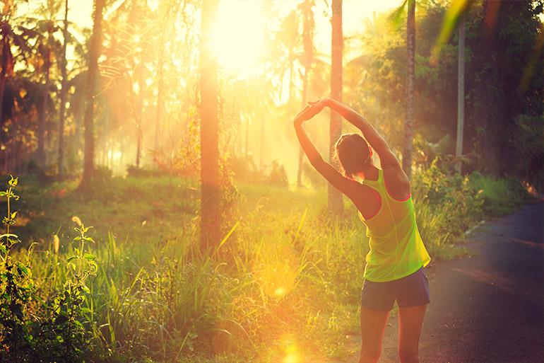 Práticas que favorecem a produção dos hormônios da felicidade