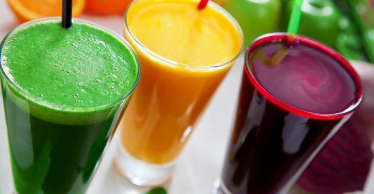 5 sucos que fazem bem para a sua saúde