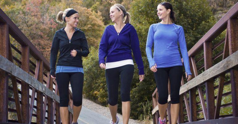 Conheça 4 benefícios da caminhada para a sua saúde