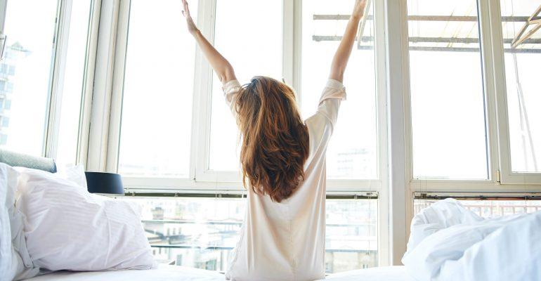 Conheça 5 benefícios de uma boa noite de sono